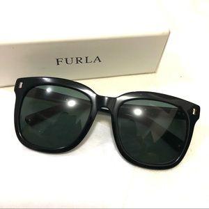 Authentic FURLA Kelis Black Women Sunglasses